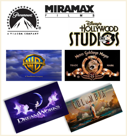 sample business plan movie studio logos